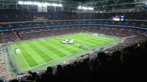Wembley as home